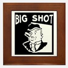 Big Shot Framed Tile