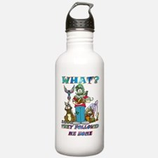 Too Many Pets ? Water Bottle