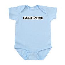 Haiti Pride Infant Creeper
