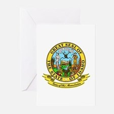 Idaho Seal Greeting Cards (Pk of 10)