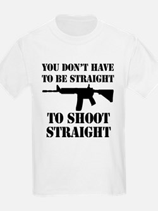 Shoot Straight T-Shirt