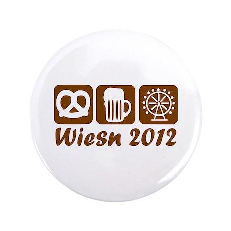 """Oktoberfest 2012 3.5"""" Button"""