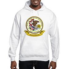 Illinois Seal Hoodie Sweatshirt