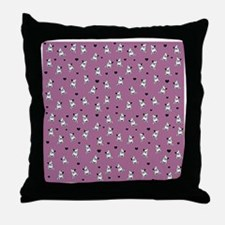 Funny Attractive Throw Pillow
