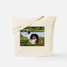 Aussie Tri Buddies Tote Bag