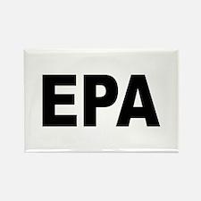 EPA Environmental Protection Agency Rectangle Magn