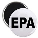 EPA Environmental Protection Agency Magnet