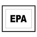 EPA Environmental Protection Agency Large Framed P
