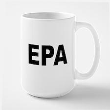 EPA Environmental Protection Agency Large Mug
