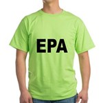 EPA Environmental Protection Agency (Front) Green