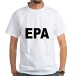 EPA Environmental Protection Agency (Front) White