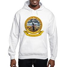 Iowa Seal Hoodie