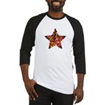 CANDY JELLYBEAN STAR Baseball Jersey