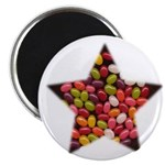 CANDY JELLYBEAN STAR 2.25