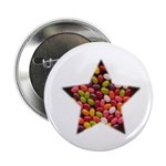 CANDY JELLYBEAN STAR Button