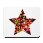 CANDY JELLYBEAN STAR Mousepad