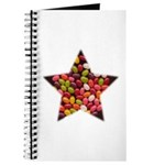 CANDY JELLYBEAN STAR Journal