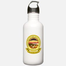 Kansas Seal Water Bottle