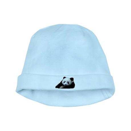 Panda baby hat