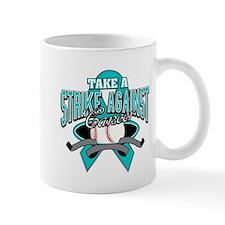 Strike Ovarian Cancer Mug