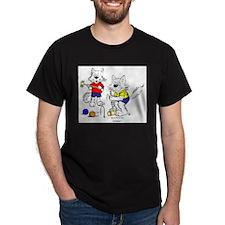 Croquet Cats T-Shirt