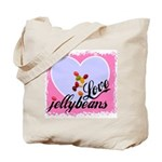 LOVE JELLYBEANS Tote Bag