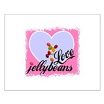 LOVE JELLYBEANS Small Poster