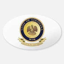 Louisiana Seal Decal