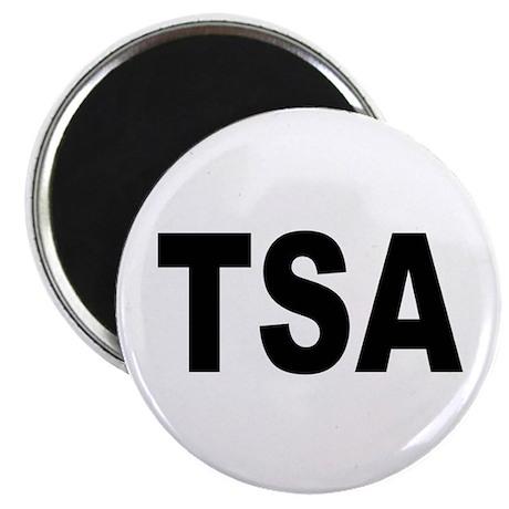 TSA Transportation Security Administration Magnet