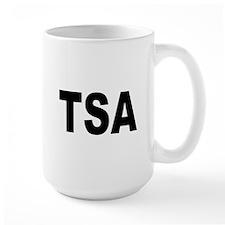 TSA Transportation Security Administration Mug
