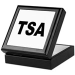 TSA Transportation Security Administration Tile Bo