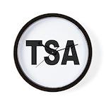 TSA Transportation Security Administration Wall Cl