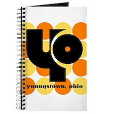 YO -Orange/Yellow Balls Journal