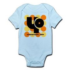 YO -Orange/Yellow Balls Infant Bodysuit