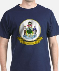 Maine Seal T-Shirt