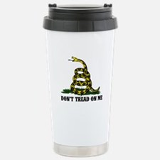 Don't Tread on Me Travel Mug