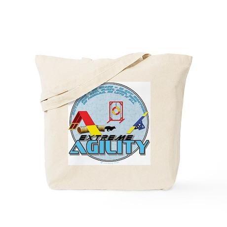 Extreme Agility Tote Bag