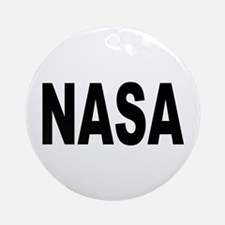 NASA Ornament (Round)
