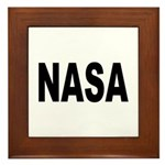 NASA Framed Tile