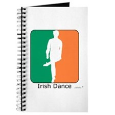 Irish Dance Tricolor Boy Journal