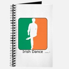 Irish Dance Tricolor Boy Journal