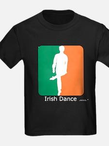 Irish Dance Tricolor Boy T