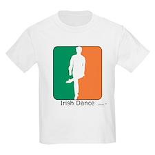 Irish Dance Tricolor Boy T-Shirt