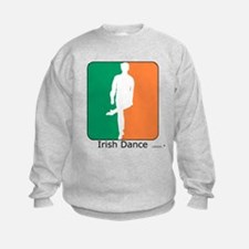 Irish Dance Tricolor Boy Sweatshirt