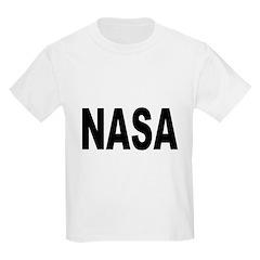NASA (Front) Kids T-Shirt