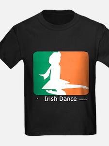 Irish Dance Tricolor Girl T