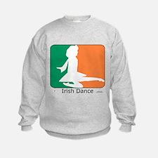 Irish Dance Tricolor Girl Sweatshirt
