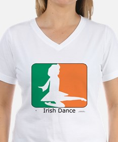 Irish Dance Tricolor Girl Shirt