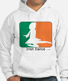 Irish Dance Tricolor Girl Hoodie