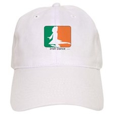 Irish Dance Tricolor Girl Baseball Cap
